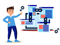 لینک سازی در خدمات سئو سایت