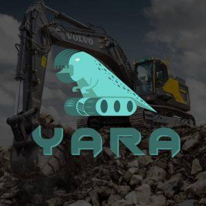 طراحی لوگو yara